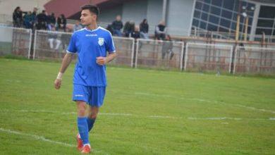 Photo of Yll Ibrahimi, i lumtur që është pjesë e Kombëtares U19
