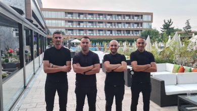 Photo of 4 gjyqtarë kosovarë delegohen në dy ndeshje të 'Europa Conference League'